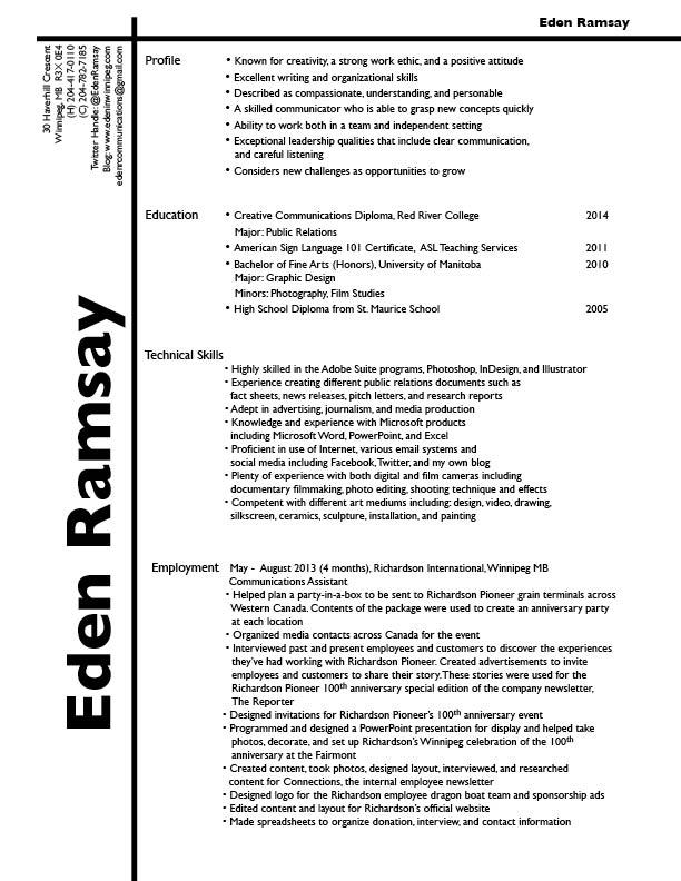 ResumePage1