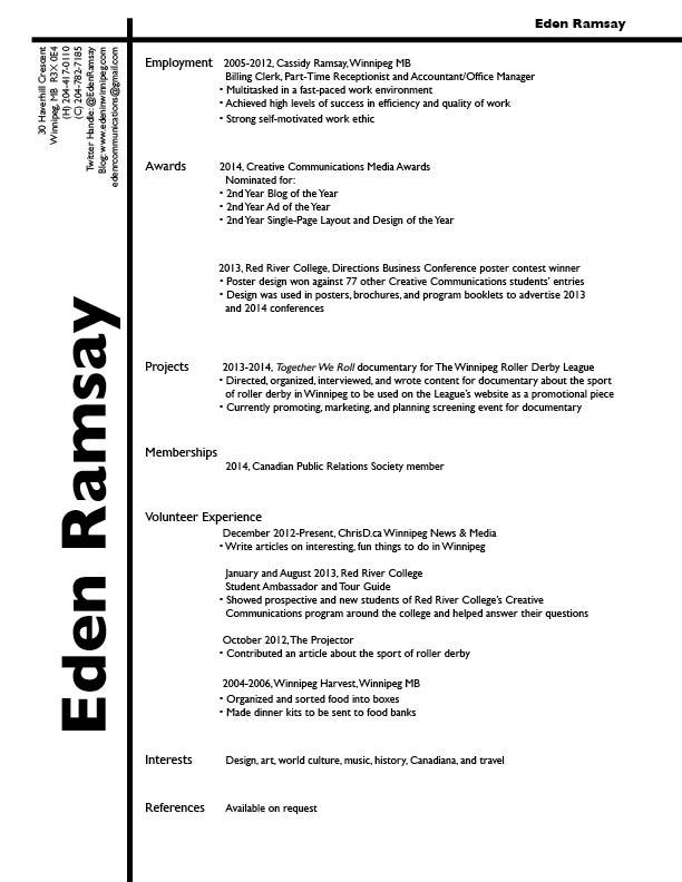ResumePage2